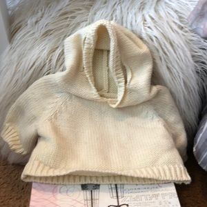 Other - Sweater hoodie for your fur baby.